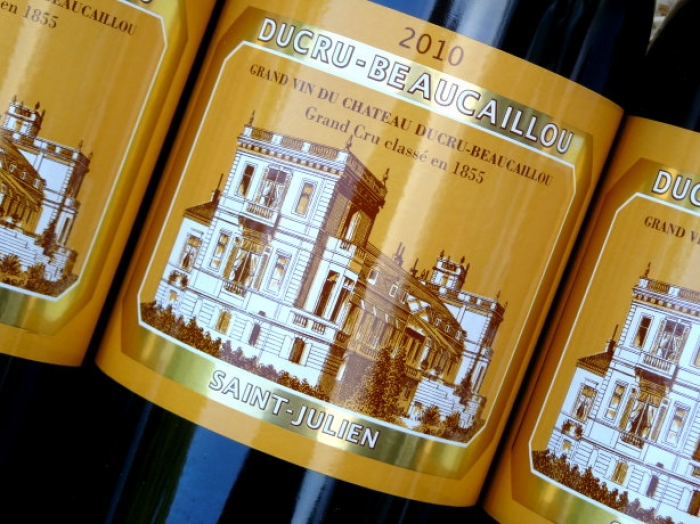 Chateau Ducru Beaucaillou, bordeaux wein, rotwein