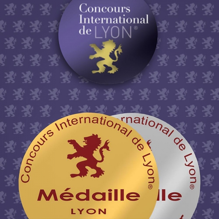 Goldmedaille in Lyon